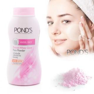 Phấn phủ bột Ponds Magic Powder trắng hồng 50g thumbnail