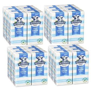 Sữa tươi nguyên kem Devondale 200ml, 6 hộp lốc thumbnail