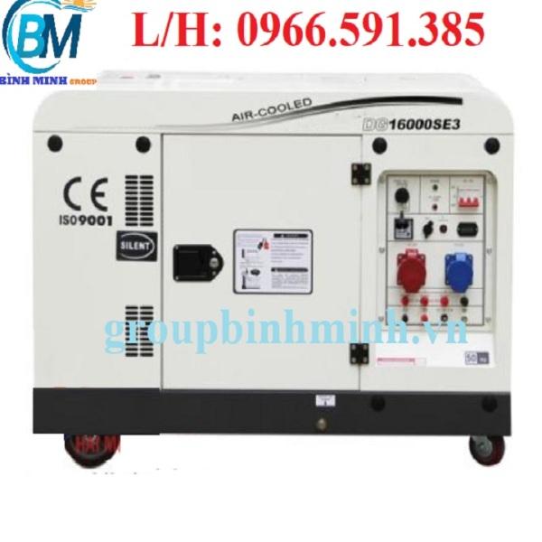 Máy Phát Điện Chạy Dầu 12Kw I-Mike 16000SE
