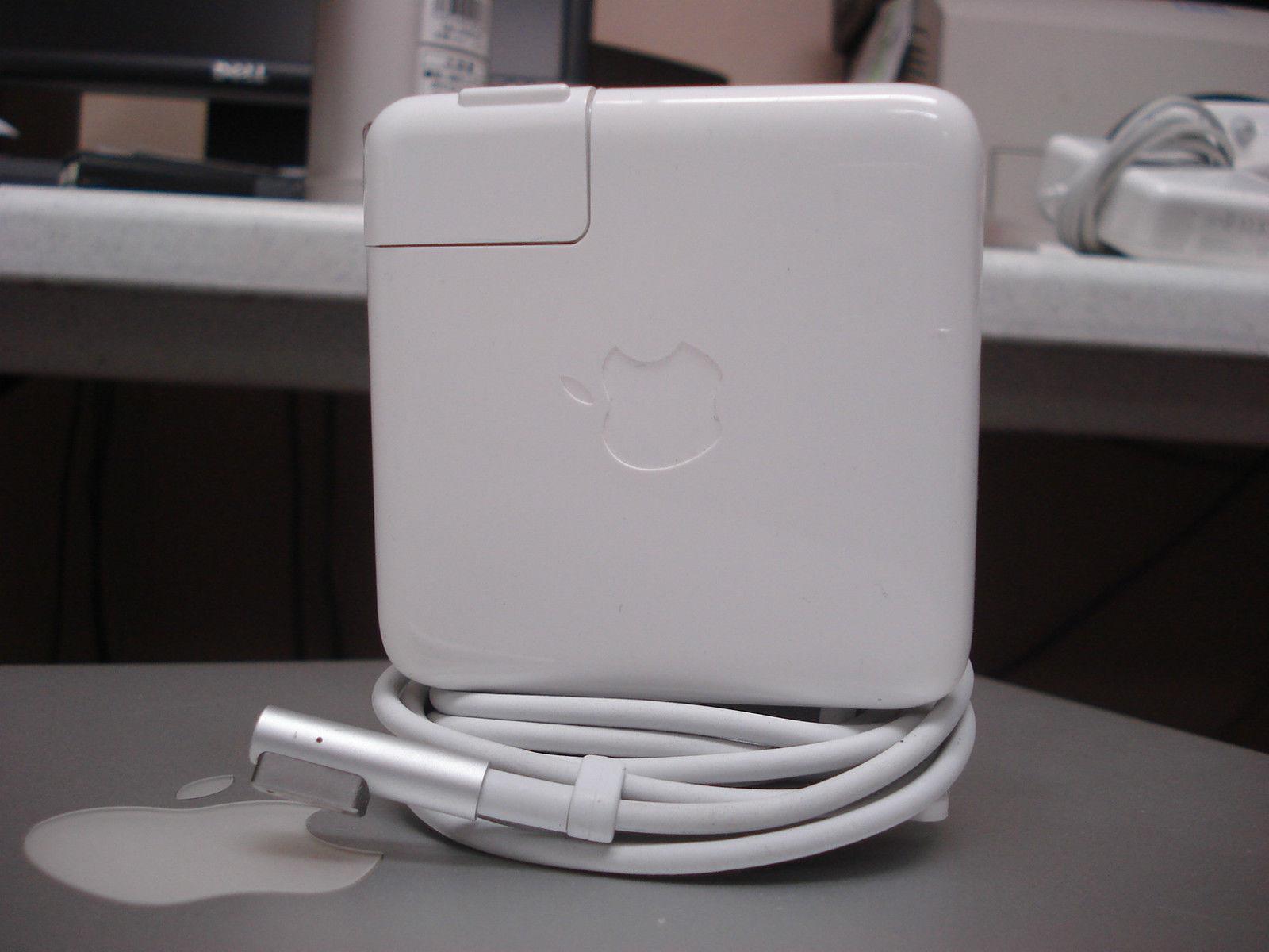 Giá Sạc Macbook Pro 16.4V-3.65A - 60W - magsafe 1  A1181, A1184, A1185, A1278, A1280, A1330, A1342, A1344 -CÓ LOGO TÁO
