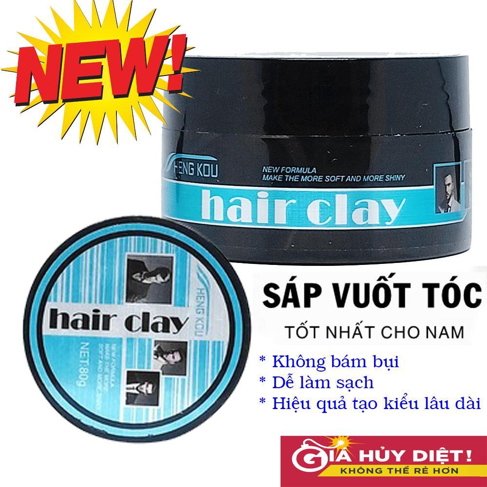 Wax Vuốt Tóc, Mua Sáp Vuốt Tóc, Gel Vuốt Tóc Nam. Sáp vuốt tóc giúp bạn dễ dàng tạo kiểu, giữ nếp lâu, tạo phong cách, khuyến mại hấp dẫn… cao cấp