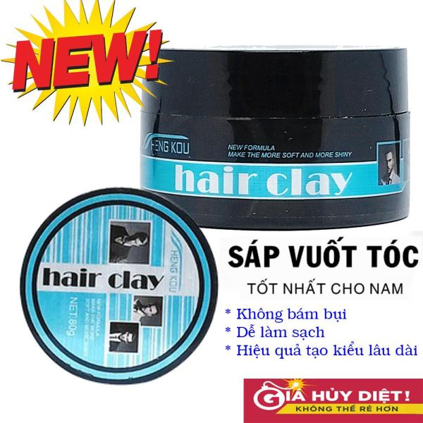 Wax Vuốt Tóc Cho Nam Hairclay