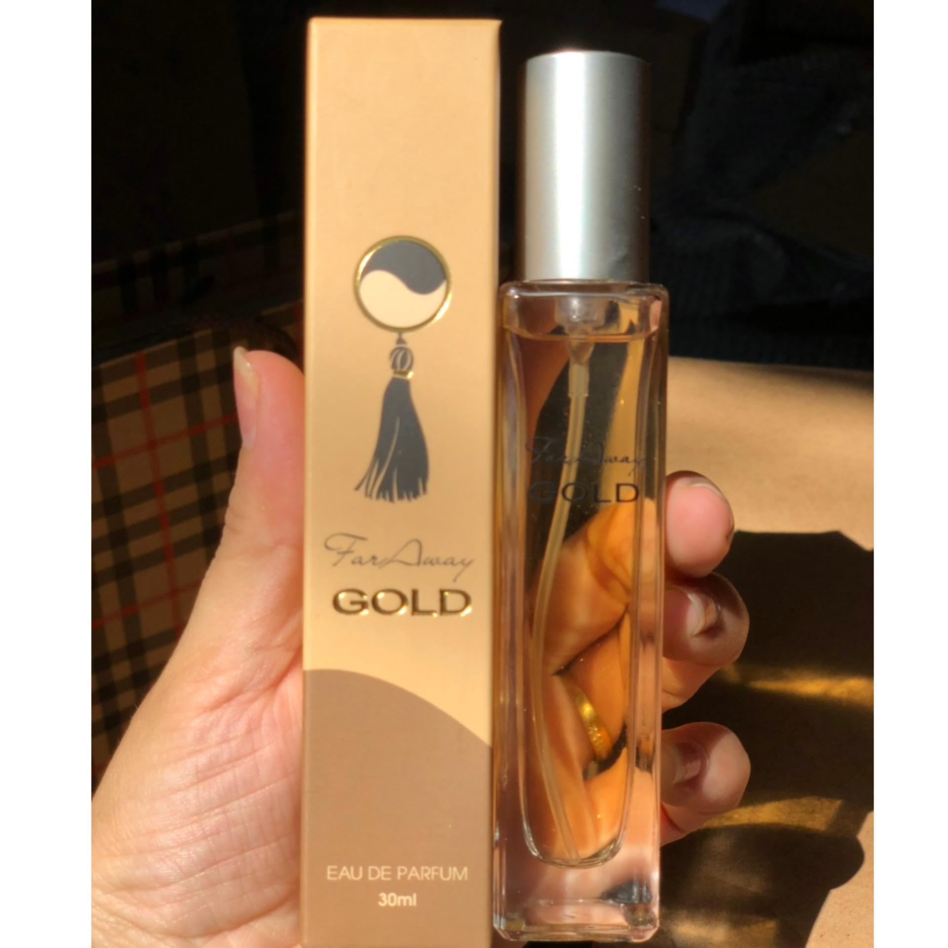 [30ml] Nước Hoa Nữ Far Away - GOLD