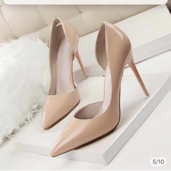 Giày Cao Gót Hở Eo 9P - VNXK Cao Cấp - Cực Xinh - Full Size 34-39 giá rẻ