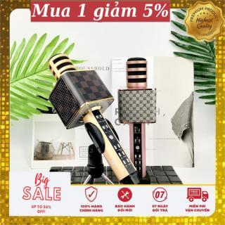 [ Mẫu 2020 ] Mic Hát Karaoke SD18, Micro Karaoke Cao Cấp, Kết Nối Không Dây Sang Trọng, Đẳng Cấp, Mic Hát Karaoke 3 Trong 1- Micro Bass Siêu Trầm , Âm Thanh Cực Đỉnh Đầu Bọc Bảo Vệ Mic, Hỗ Trợ USB, Thẻ Nhớ, Cổng 3.5, BH 12 Tháng thumbnail