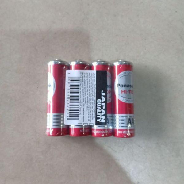 Bảng giá Pin 2A Panasonic Vĩ 4 Cục