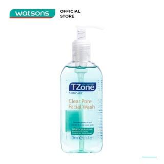 Gel Rửa Mặt Newtons Labs T-Zone Clear Pore Thông Thoáng Lỗ Chân Lông Facial Wash 200ml thumbnail