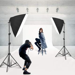 [ SALE SỐC ]Đèn Studio - Đèn Trợ Giá Ánh Sáng - Đèn Chụp Ảnh - Đèn Quay Phim Livestream - Bộ Đèn Studio XT5A Có Remote, Kích Thước Nhỏ, Hiệu Quả Cao, Dễ Dàng Sử Dụng ,Ánh Sáng Mịn Và Dịu, Đổi Được 3 Màu Đèn, Kèm Đèn LED 150W thumbnail