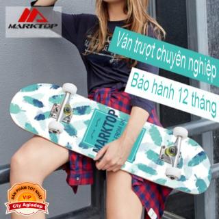 Ván trượt chuyên nghiệp dành cho thanh thiếu niên - Skateboard Marktop (Bản UK) thumbnail