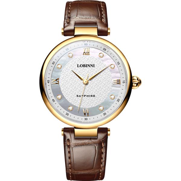 Đồng hồ nữ chính hãng Lobinni No.2004-1