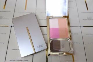 Phấn má Hồng GEO Soft Color Face Touch Số 3 thumbnail