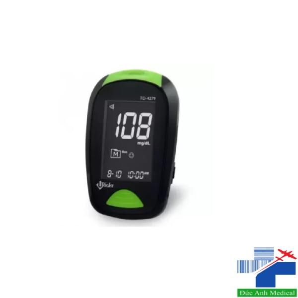 Nơi bán Máy đo đường huyết Uright TD 4279 [tặng kèm que thử + kim lấy máu]