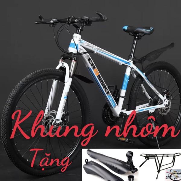 Mua xe đạp địa hình - có VIDEO HÃNG CROSSKY KHUNG NHÔM - size 26- xe đạp thể thao người lớn - xe đạp địa hình mẫu mới- cho người 1m5 trở lên - xe đạp - XE ĐẠP địa hình người lớn - sport bicycle - bike -Mountain bike - a hìu