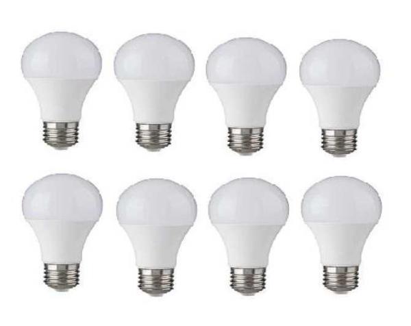 Bộ 8 bóng đèn LED BULB Trụ 12W Siêu sáng - A60
