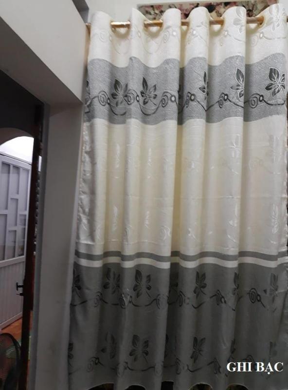 Rèm cửa cao cấp vải gấm 1 tấm kích thước 2mx2m hoặc 2mx1m8