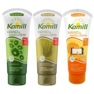 [ Hàng chính hãng ] Kem dưỡng da tay Kamill, kem dưỡng da khô, nứt nẻ, Tăng độ ẩm Da tay, móng tay, chống dị ứng thumbnail