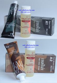 Thuốc nhuộm tóc Berina Thái Lan A1, A2 thumbnail