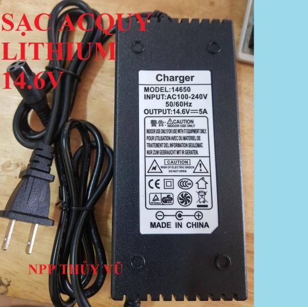 Bộ sạc pin Lithium 14.6V 5A , 10A - Sạc ổn áp