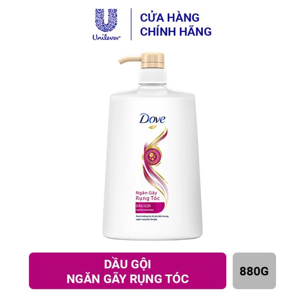 Dầu gội Dove Ngăn gãy rụng tóc (880g) nhập khẩu