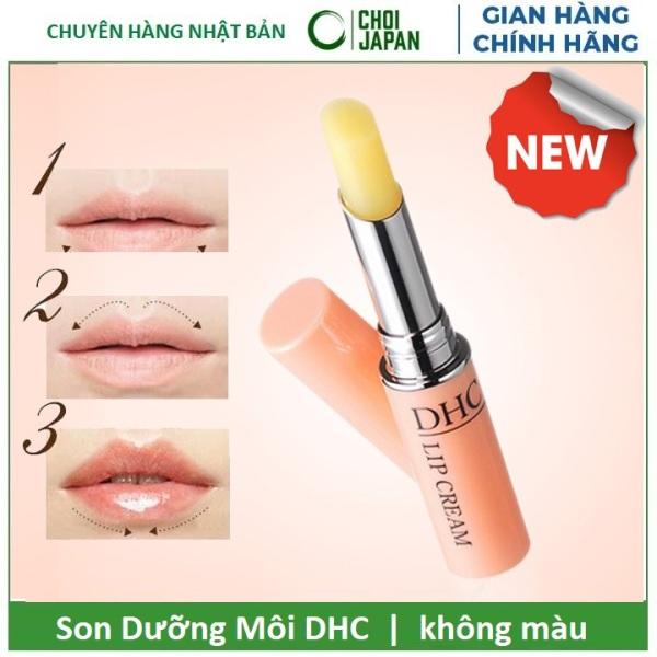 Son Dưỡng Môi DHC Lip Cream 1,5g Nhật Bản