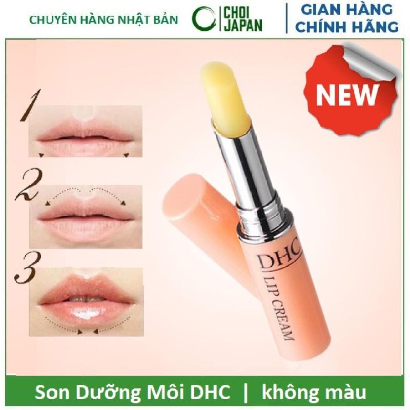 Son Dưỡng Môi DHC Lip Cream 1,5g Nhật Bản giá rẻ