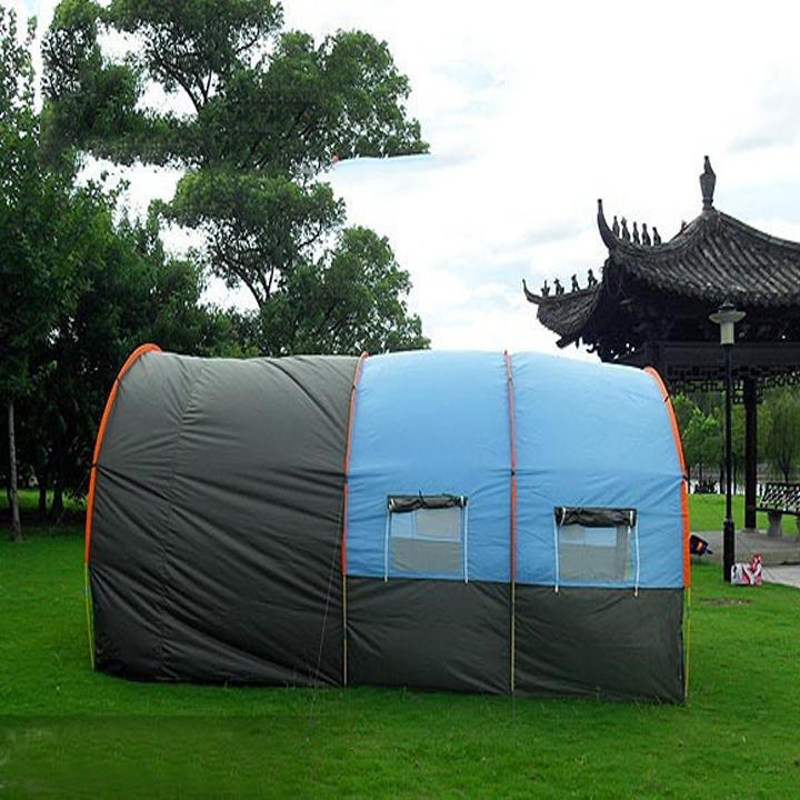 Lều Cắm Trại Cỡ Lớn 3 Phòng - Dành Cho 12 Người - 4