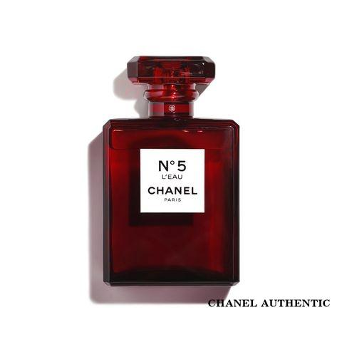 Nước Hoa Chanel N°5 L'Eau Red Edition 100ml - Eau De Toilette
