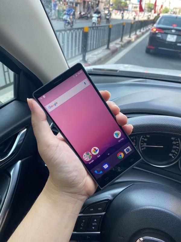 Điện thoại Giá rẻ Viên pin khủng 4000mAh - Android 7.0 - Handy T2 Mới - Tại ZinMobile