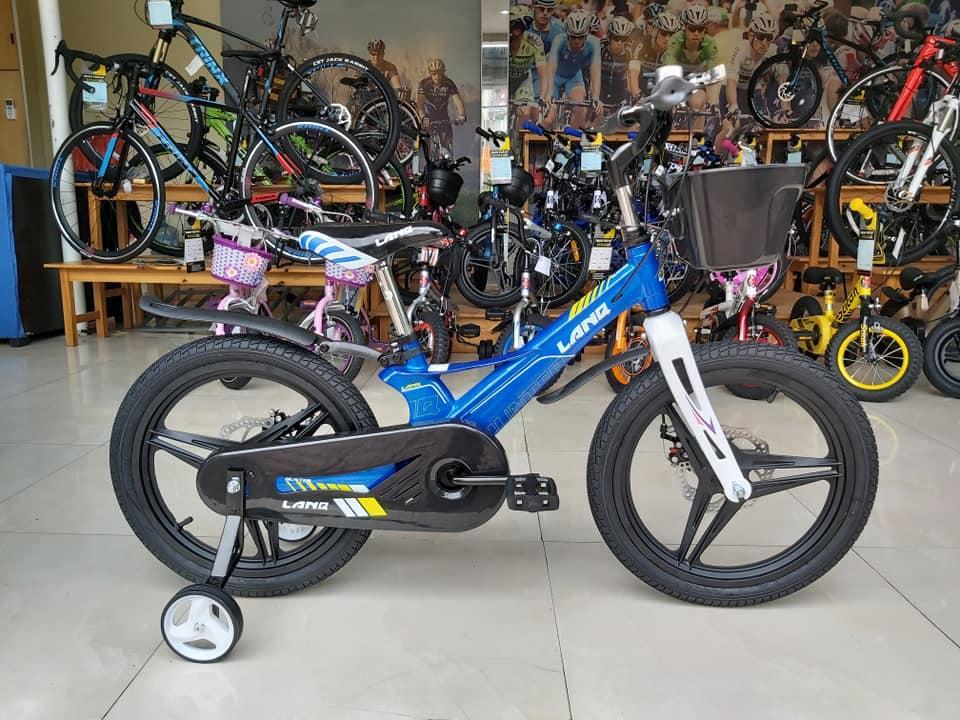 Mua Xe đạp trẻ em LanQ Hunter FD1650 2019 (bánh mâm)
