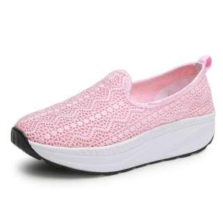 Doreal Giày Đế Xuồng Thường Ngày Cỡ 35-40, Giày Lười Vải Dệt Thoáng Khí Thời Trang Cho Nữ Giày Lười Thường Ngày