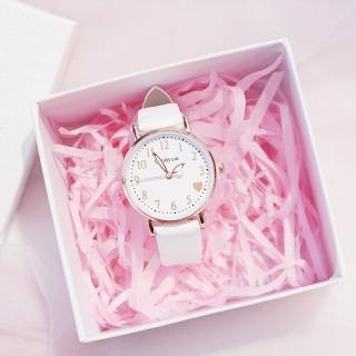 Đồng hồ thời trang nữ Candycat Ct4 trái tim 4 mặt tròn dây da thumbnail