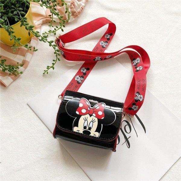 Giá bán Túi đeo chéo MINI dễ thương hình MICKEY và DONALD phong cách Hàn Quốc cho bé TX19