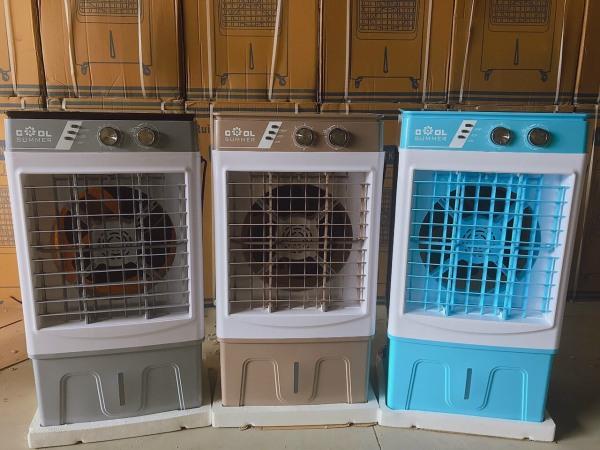 Quạt điều hòa 40L thương hiệu COLD SUMMER- Máy làm mát không khí 40L nước giải pháp thay thế điều hòa dùng trong không gian mở- Quạt điều hòa hơi nước tiết kiệm điện- Bảo hành 1 năm
