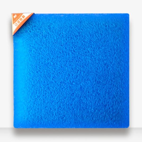 Vật liệu lọc nước hồ cá cảnh - tấm Bùi nhùi Jmat xanh kích thước 20cm X 25 cm