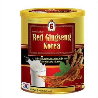 [Hộp 400g] Sữa Bột Hồng Sâm Baby Red Gingseng Korea- Giúp Tăng Cường Khả Năng Miễn Dịch, Nâng Cao Sức Khỏe, - Nguyên Liệu Nhập Khẩu Korea thumbnail