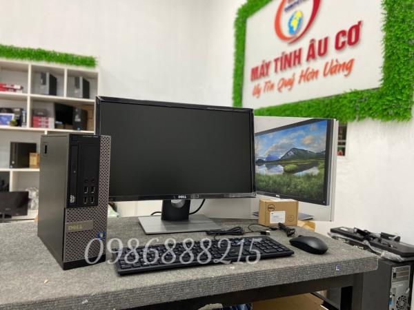 Bảng giá [Trả góp 0%]Dell Optiplex 3020 / 7020  9020 SFF ( CPU i5 4570 / 4G / SSD 120G )  Màn hình dell E2216H mới 100% Wide - LED  Bàn phím chuột dell   Hàng Nhập Khẩu Phong Vũ