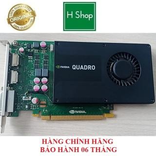 Card màn hình Nvidia Quadro K2000 2GB GDDR5 128Bit hàng tháo máy chính hãng bảo hành 6 tháng thumbnail