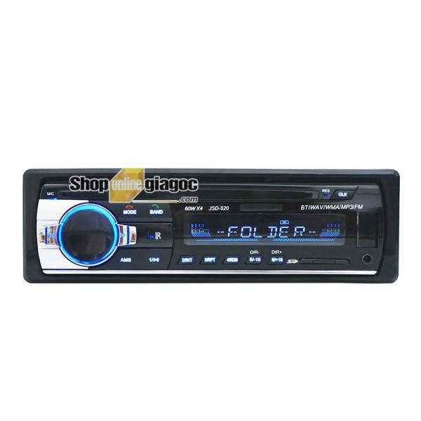 Đầu 1 Din MP3 Bluetooth JSD-520