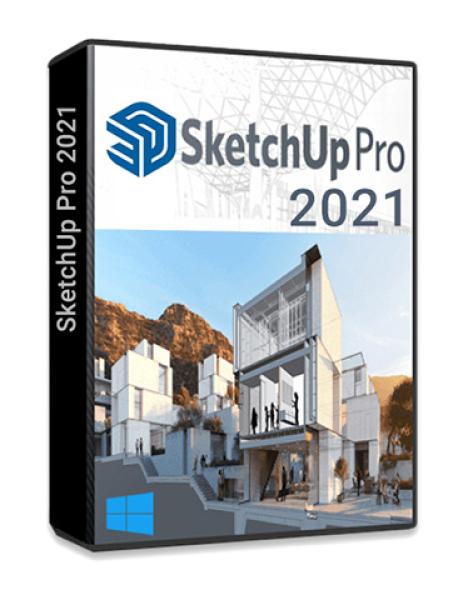 Bảng giá Bộ phần mềm SketchUp Pro 2021 Phong Vũ