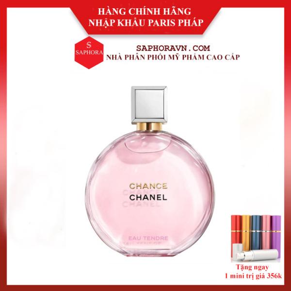 Nước hoa nữ CHANNEI cao cấp-Hương hoa hồng Pháp