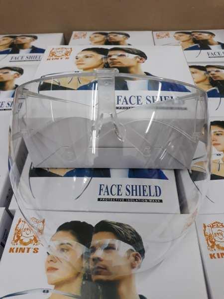 Giá bán [CAM KẾT CHÍNH HÃNG] Mắt kính bảo hộ chống dịch KINTS , chống giọt bắn, chống bụi che hết khuôn mặt bảo vệ mắt, chống sương
