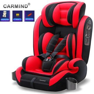 2019 CARMIND Child car safety seat with cup holder car seats for 1-12 years old 9-36KG car seats - Ghế ngồi ô tô cho bé , ghế ngồi phụ dày đa năng trên xe hơi an toàn cho bé Ghế ngồi trên ô tô cho bé từ 9 tháng đến 12 tuổi (Từ 9-36Kg) CARMIND thumbnail