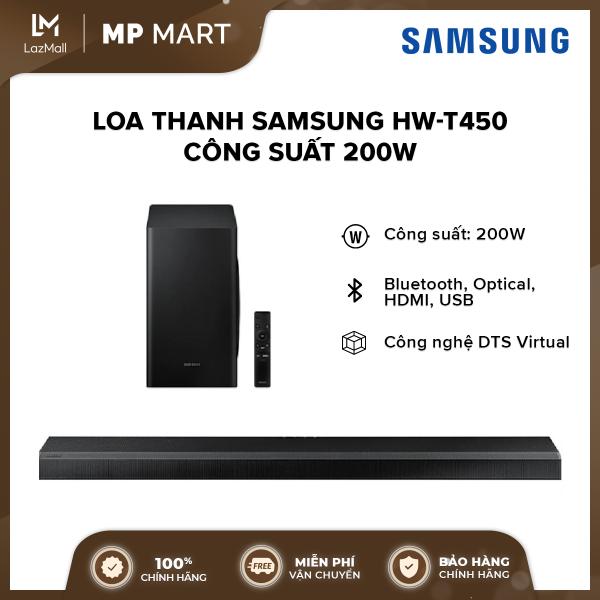 [FREESHIP] Loa thanh Samsung HW-T450 - Công suất 200W