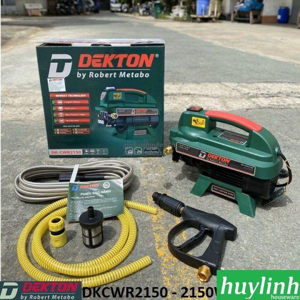[HCM]Máy xịt rửa xe Dekton DK-CWR2150 - 2150W
