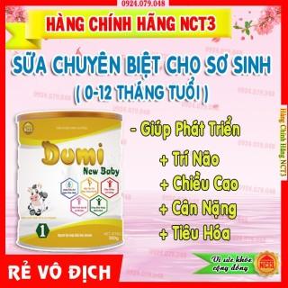 - Sữa Bột Cao Cấp Cho T Sơ Sinh Với Hàm Lượng Dinh Dưỡng Cao (400g) Hàng chính háng NCT3 [ Sản phẩm công ty NCT3 ] thumbnail