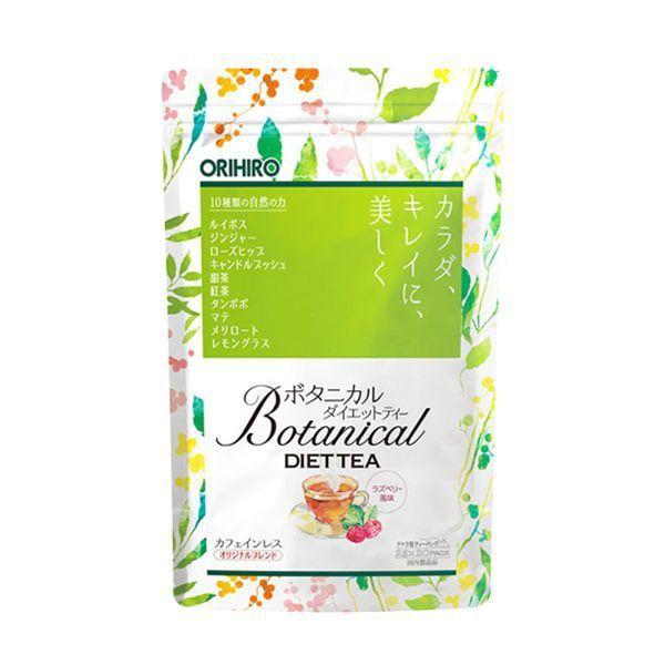Trà Detox Botanical Diet Tea Orihiro 20 túi lọc