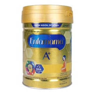 Sữa bột Enfamama hương vani lon 870g thumbnail