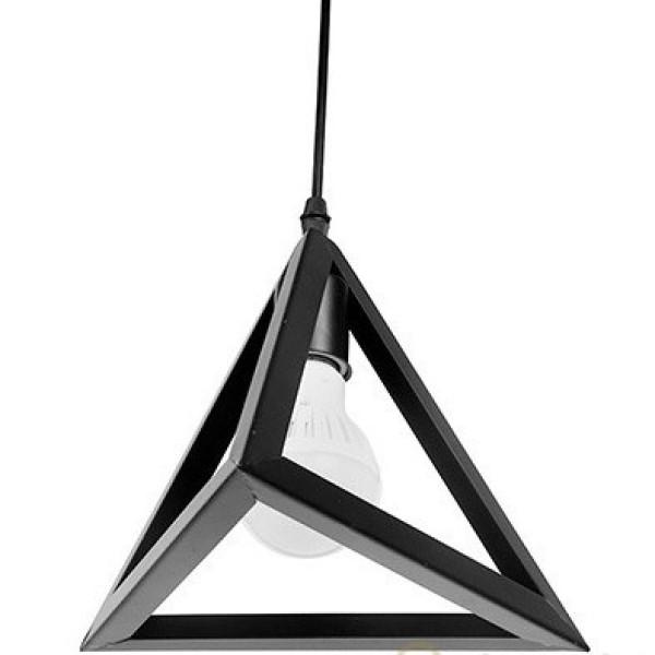 Đèn thả: Bóng Led lồng kim tự tháp trang trí