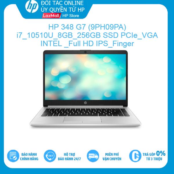 Bảng giá [Voucher giảm 15%, Tặng Office 365] LapTop HP 348 G7 - 9PH09PA   Intel Core i7 10510U  8GB  256GB SSD PCIe  VGA INTEL  Full HD IPS  Finger Hàng mới 100%, chính hãng HP Việt Nam Phong Vũ