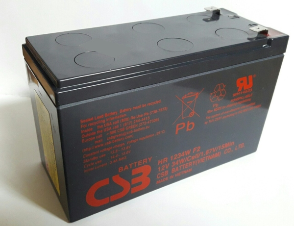 Bảng giá bình ắc quy CSB 12V9Ah Phong Vũ